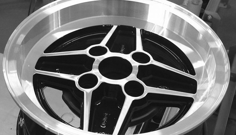 classic car alloy wheels