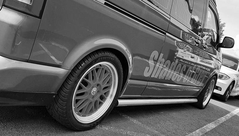 modified car alloy wheels